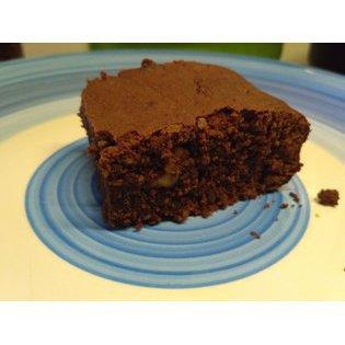 recettes brownie chocolat et noix mon robot gourmand. Black Bedroom Furniture Sets. Home Design Ideas